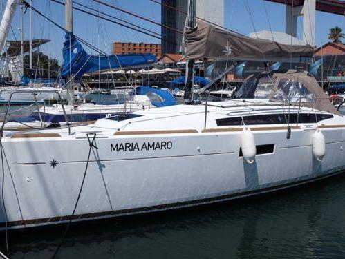 Segelboot Jeanneau 349 (2018)
