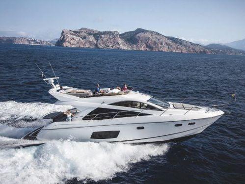 Motorboat Sunseeker Manhattan 53 · 2012