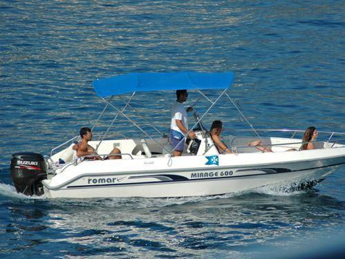 Sportboot Romar Mirage 600 (2000)
