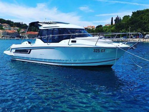 Motorboat Jeanneau Merry Fisher 795 · 2018