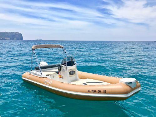 Speedboat Saver MG 580 · 2018