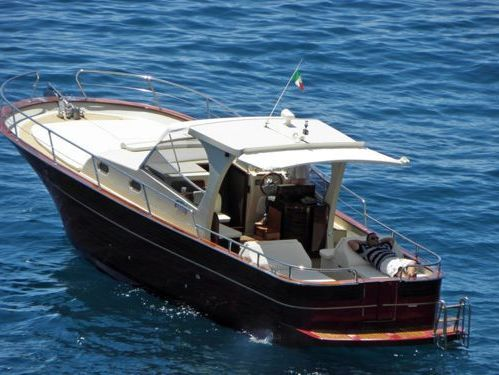 Imbarcazione a motore Nautica Pinto Pinto1000 (2014)