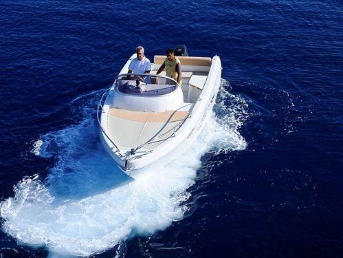 Speedboat Saver 620 WA · 2019