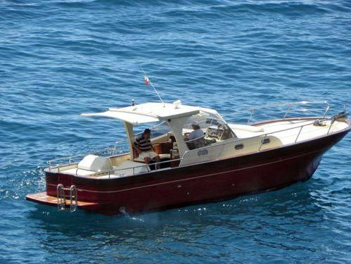 Motorboot Nautica Pinto Pinto1000 (2014)