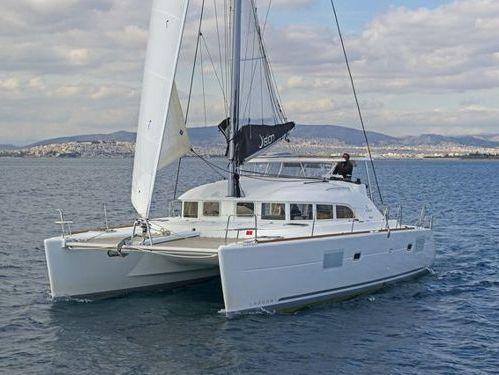 Catamaran Lagoon 380 Premium (2017)