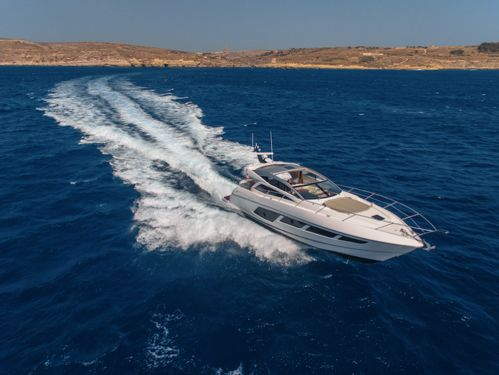 Motorboat Sunseeker Predator 57 · 2017