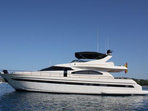 Motorboat Astondoa 72 Luxury · 2000