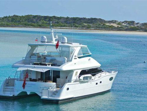 Motor Catamaran Horizon PC60 · 2018
