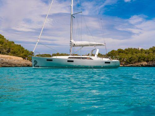 Segelboot Beneteau Oceanis 41.1 · 2019