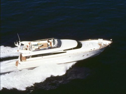 Motorboat Nelson 25 Flybridge (2000)