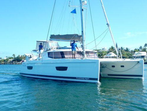 Catamarano Fountaine Pajot Helia 44 (2017)