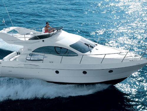 Motorboot Azimut 39 Fly · 2007