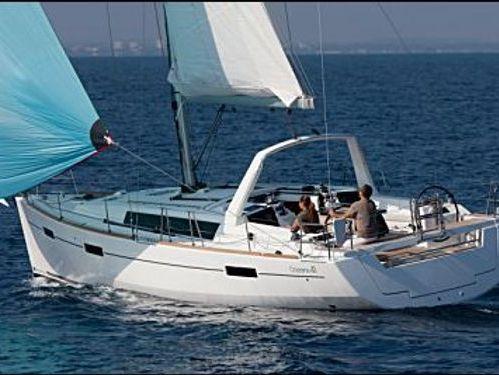 Barca a vela Beneteau Oceanis 41 · 2016