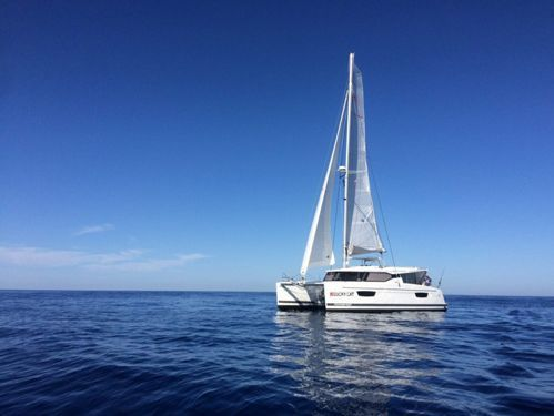 Catamaran Fountaine Pajot Lucia 40 (2018)
