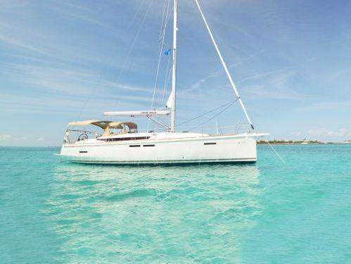 Segelboot Jeanneau Sun Odyssey 440 (2016)