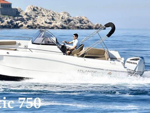 Sportboot Atlantic Marine 750 Open · 2019