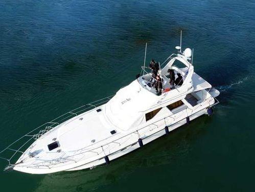 Motorboat Princess 47 Fly · 1990