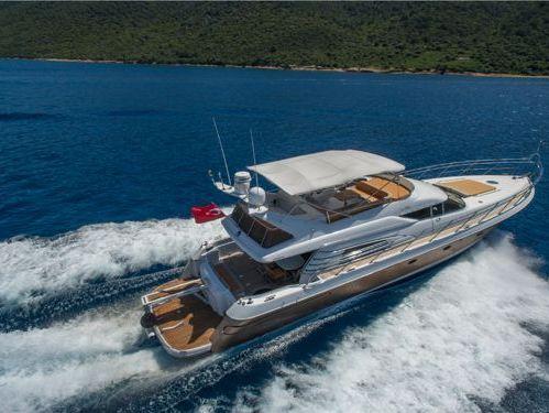 Motorboat Custom Built · 2011