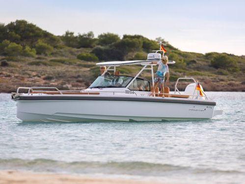 Speedboat Axopar 28 · 2018