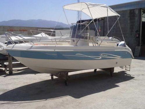 Sportboot Italmar Mistral 19 · 2015