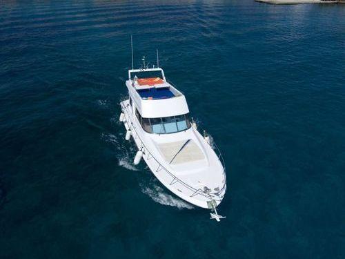 Motorboot Riva 42 · 1995