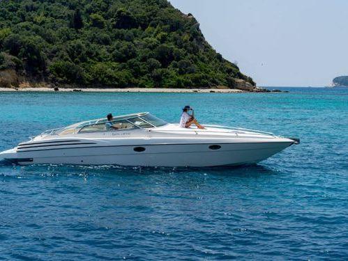 Motorboot Cranchi Z35 · 2004