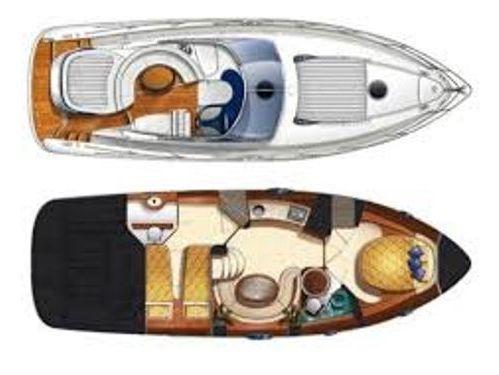Imbarcazione a motore Atlantis 42 · 2006