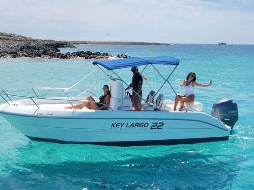 Speedboat Sessa Key Largo 22 · 2008