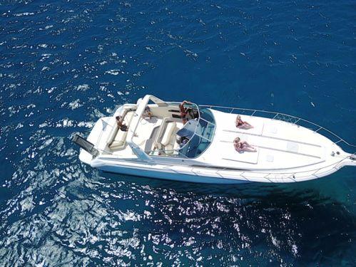 Motorboot Sea Ray 450 Sundancer · 1996