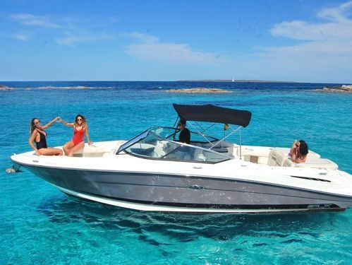 Motoscafo Sea Ray 270 SLX (2009)