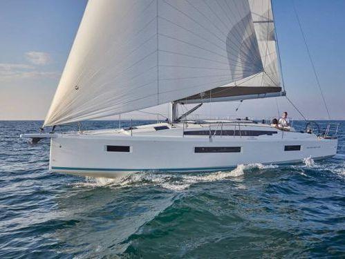 Barca a vela Jeanneau Sun Odyssey 410 (2019)