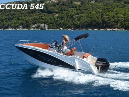 Motorboat Barracuda 0 · 2017
