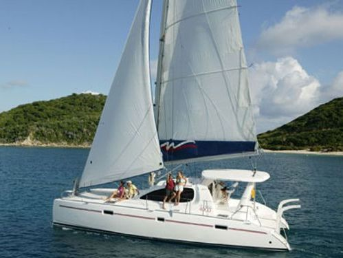 Catamarano Leopard 40 · 2019