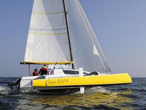 Catamaran Tricat 30 · 2019