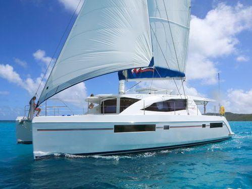 Catamaran Leopard 48 · 2015