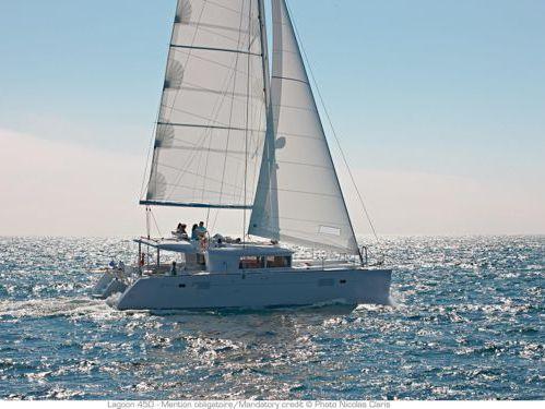 Catamarano Lagoon 450 · 2018