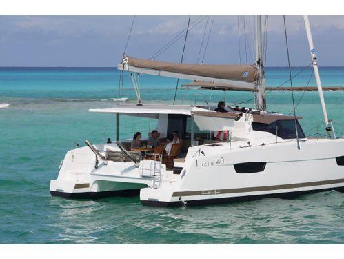 Catamaran Fountaine Pajot Lucia 40 (2017)