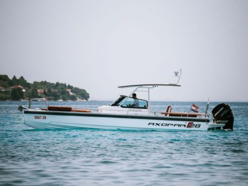 Speedboat Axopar 28 · 2017