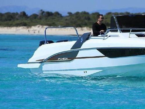 Motorboat Beneteau Flyer 7.7 Sundeck · 2017