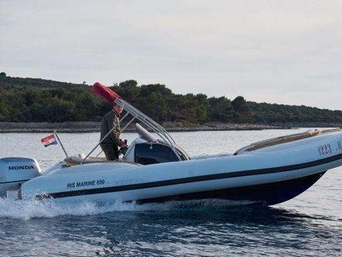 RIB Ris Marine 650 · 2019