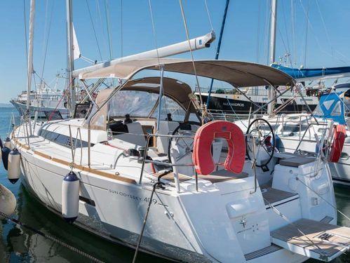 Barca a vela Jeanneau Sun Odyssey 409 · 2015