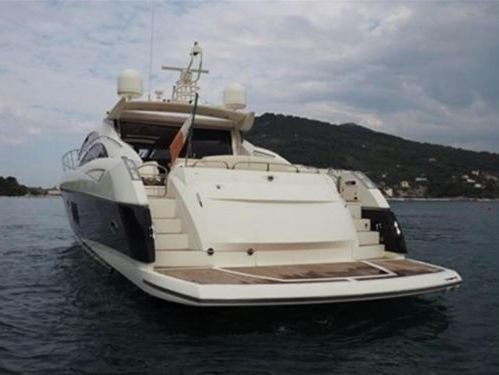 Motorboot Sunseeker Predator 72 · 2007
