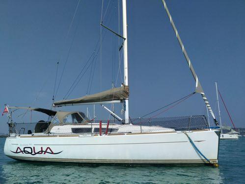 Segelboot Jeanneau Sun Odyssey 33 i (2013)