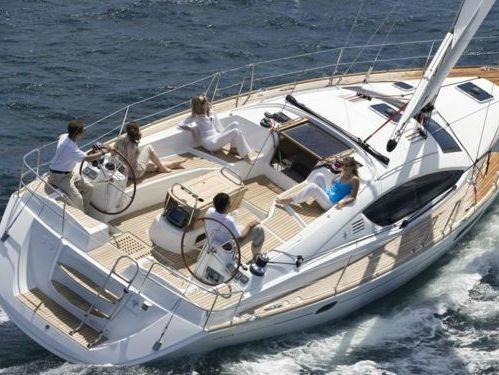Sailboat Jeanneau Sun Odyssey 43 (2004)