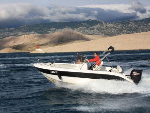 Sportboot Fisher 20 Sun Deck · 2015