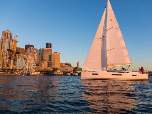 Barca a vela Jeanneau Sun Odyssey 440 · 2020