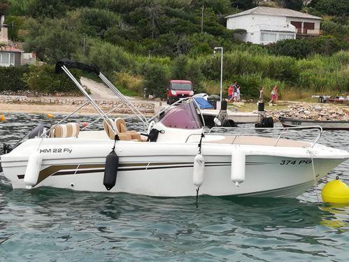 Sportboot HM 22 Flyer · 2018