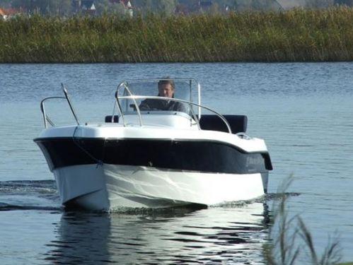 Speedboot Mareti 450 Open (2018)