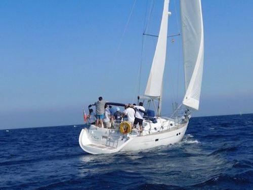 Barca a vela Beneteau Oceanis 411 · 2002