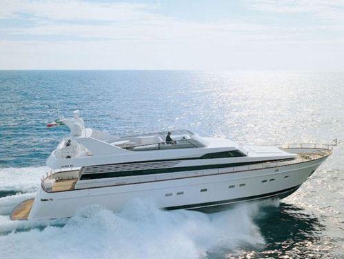 Motorboat Akhir 85 · 2007